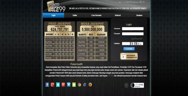Fitur Terbaik Dari Situs Pokerace99 Terpercaya