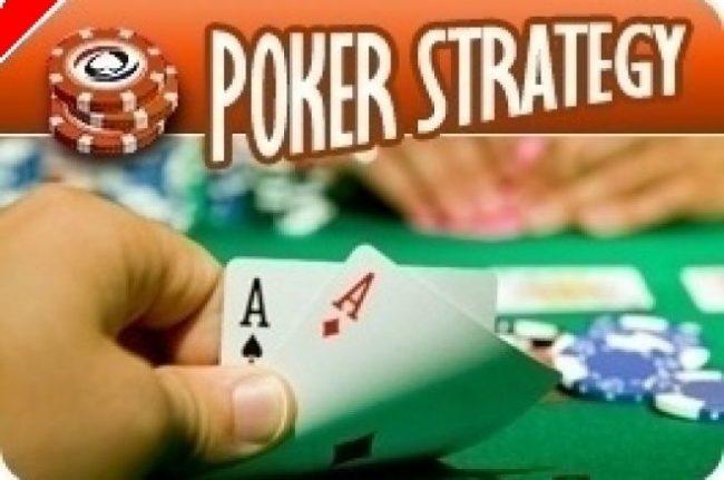 5 Trik Menang Strategi Poker Yang Paling Banyak Digunakan