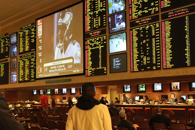 Crunching Numbers in Sports Handicapping